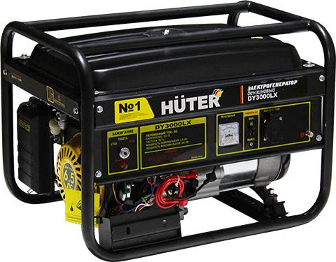 Бензиновый генератор HUTER DY 3000 LX