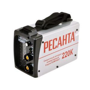 Сварочный аппарат РЕСАНТА САИ-220 Компакт
