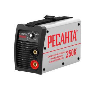 Сварочный аппарат РЕСАНТА САИ-250 Компакт