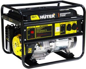 Генератор Huter DY8000L