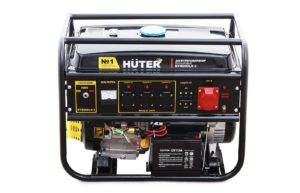 Генератор Huter DY8000LX-3