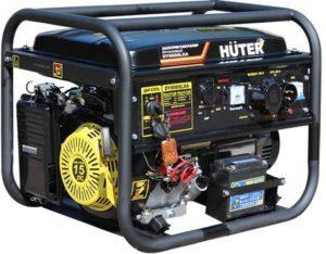 Генератор Huter DY8000LXA