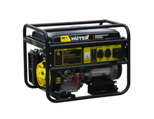 Генератор Huter DY9500LX