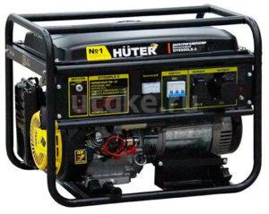 Генератор Huter DY9500LX-3