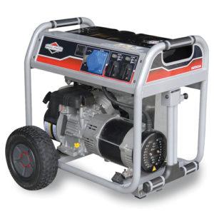 Бензиновый генератор Briggs and Stratton 6250A