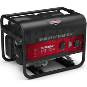 Бензиновый генератор Briggs and Stratton Sprint 2200A