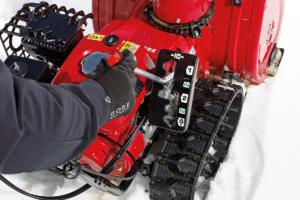Снегоуборщик Honda HSS 655 ETD1